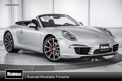 2014 Porsche 911 Carrera S Cabriolet for sale 100976794