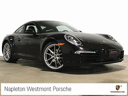 2014 Porsche 911 Coupe for sale 101001600