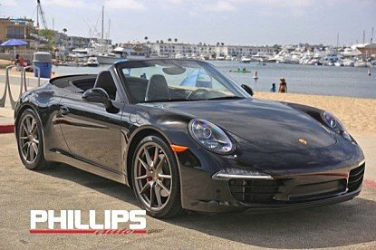 2014 Porsche 911 Carrera S Cabriolet for sale 101003695
