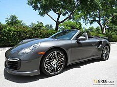 2014 Porsche 911 Cabriolet for sale 101004684