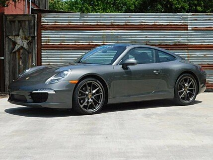 2014 Porsche 911 Coupe for sale 101007221