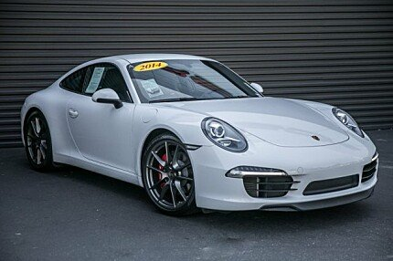 2014 Porsche 911 Carrera S Coupe for sale 101011538