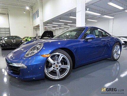 2014 Porsche 911 Carrera S Coupe for sale 101044049