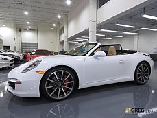 2014 Porsche 911 Carrera S Cabriolet for sale 101045578