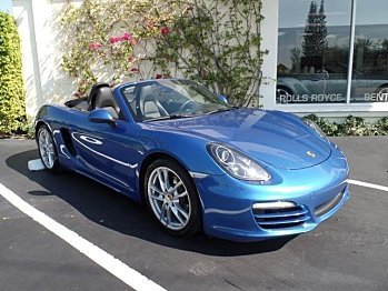 2014 Porsche Boxster for sale 100821616