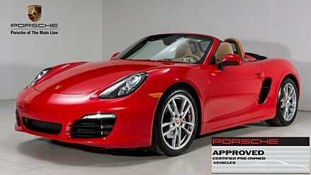 2014 Porsche Boxster S for sale 100893033