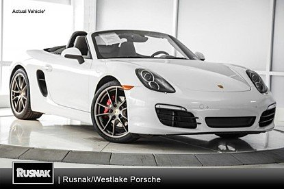 2014 Porsche Boxster S for sale 100927964
