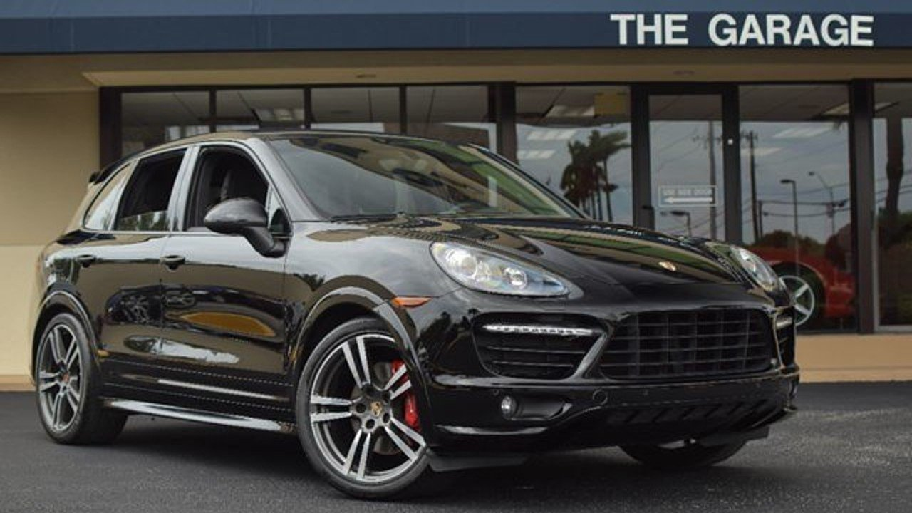 2014 Porsche Cayenne GTS for sale 100786874