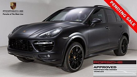 2014 Porsche Cayenne for sale 100875974