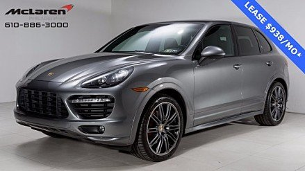 2014 Porsche Cayenne GTS for sale 100900110