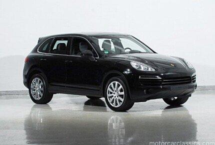2014 Porsche Cayenne Diesel for sale 100974393