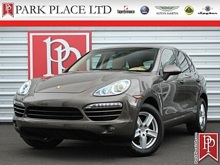 2014 Porsche Cayenne Diesel for sale 100996454