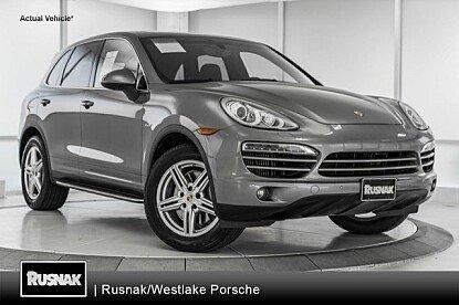 2014 Porsche Cayenne Diesel for sale 100998014
