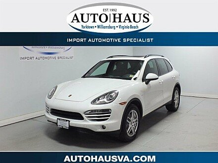 2014 Porsche Cayenne Diesel for sale 101019323