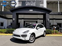 2014 Porsche Cayenne for sale 101035644