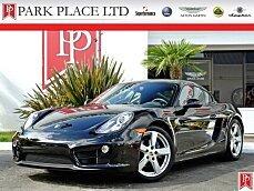 2014 Porsche Cayman for sale 100776312