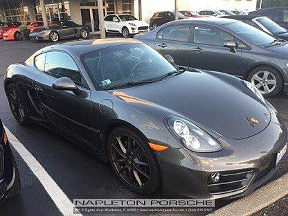 2014 Porsche Cayman for sale 100794944