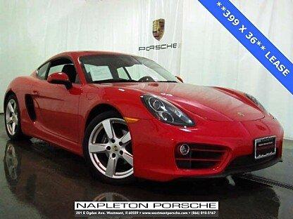 2014 Porsche Cayman for sale 100821780
