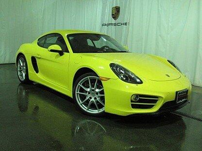 2014 Porsche Cayman for sale 100848619
