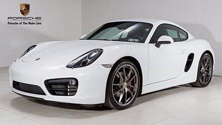2014 Porsche Cayman S for sale 100890009