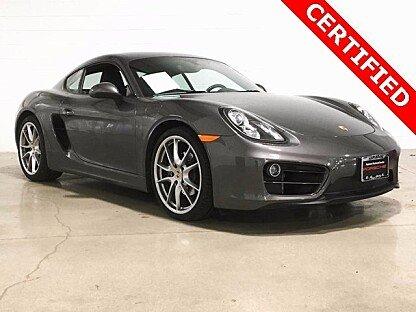 2014 Porsche Cayman for sale 100916951
