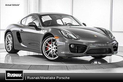 2014 Porsche Cayman S for sale 100917385