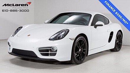 2014 Porsche Cayman for sale 100921932