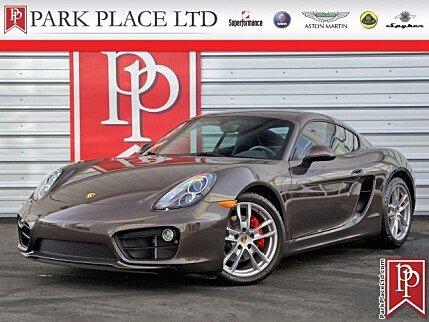 2014 Porsche Cayman S for sale 100931520
