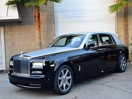 2014 Rolls-Royce Phantom Extended Wheelbase Sedan for sale 100897900