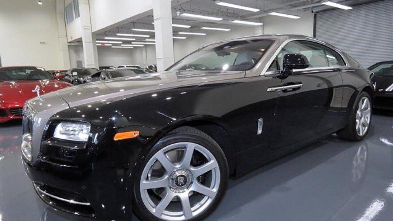 2014 Rolls-Royce Wraith for sale 101024991