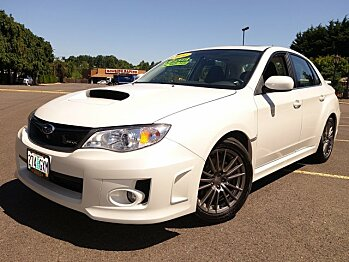 2014 Subaru Impreza WRX Sedan for sale 100882257
