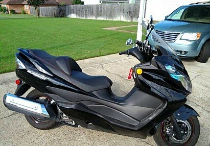 2014 Suzuki Burgman 400 for sale 200523021