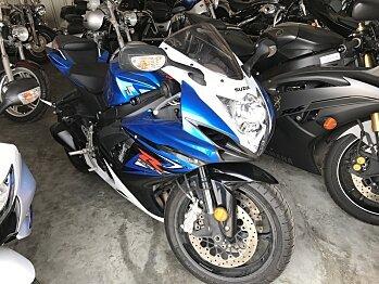 2014 Suzuki GSX-R600 for sale 200453340