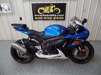2014 Suzuki GSX-R600 for sale 200465429