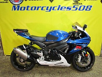 2014 Suzuki GSX-R600 for sale 200475589