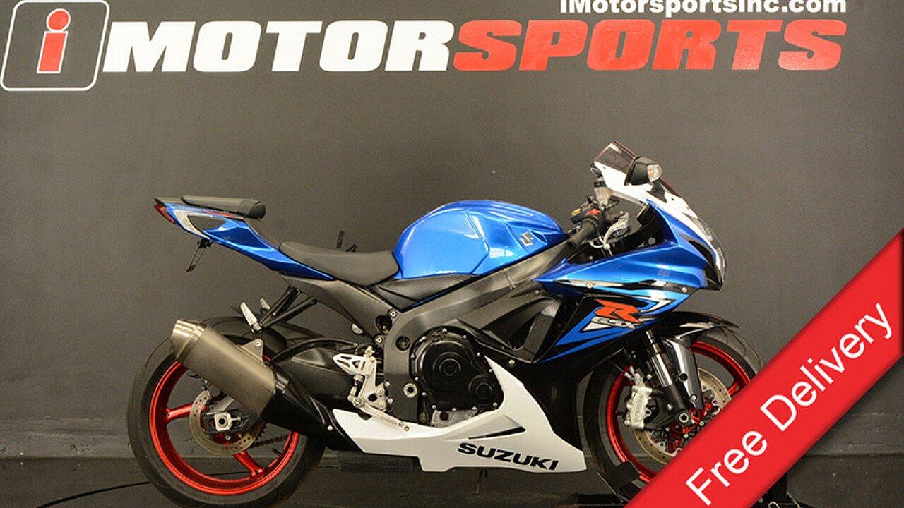 2014 Suzuki GSX-R600 for sale 200485175