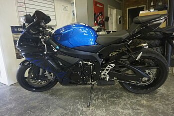2014 Suzuki GSX-R600 for sale 200555439