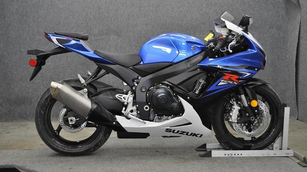 2014 Suzuki GSX-R600 for sale 200580591