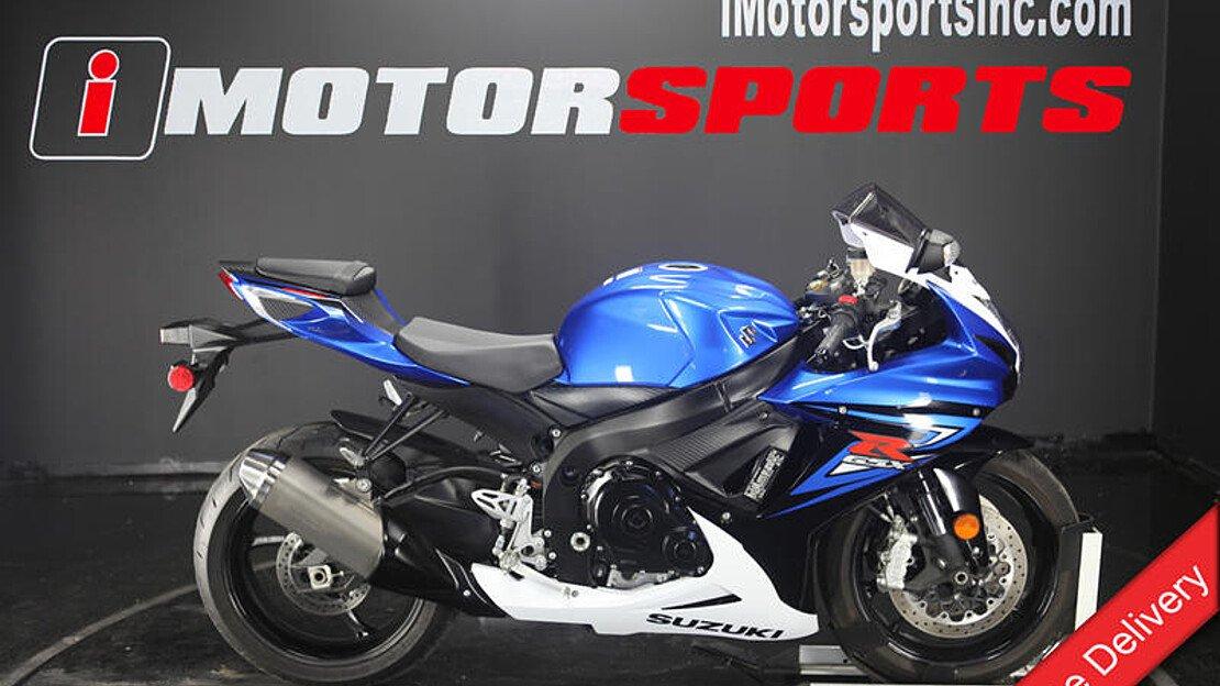 2014 Suzuki GSX-R600 for sale 200624364