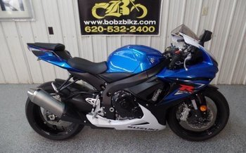 2014 Suzuki GSX-R600 for sale 200465429