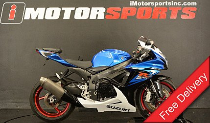 2014 Suzuki GSX-R600 for sale 200485175