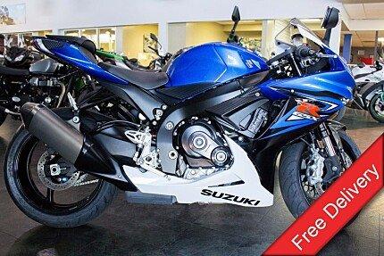2014 Suzuki GSX-R600 for sale 200509014
