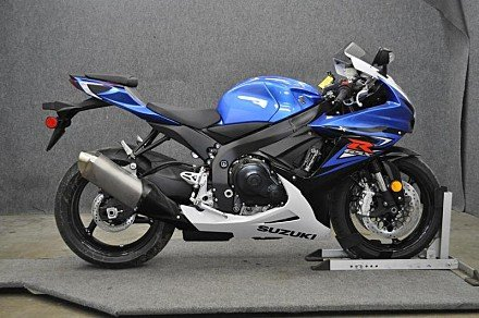 2014 Suzuki GSX-R600 for sale 200580591