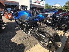 2014 Suzuki GSX-R600 for sale 200621887