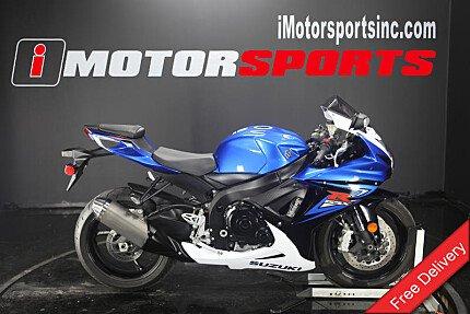 2014 Suzuki GSX-R600 for sale 200624808