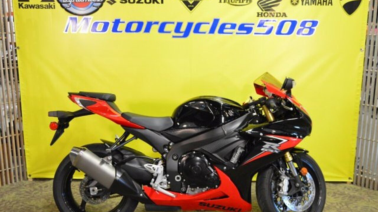 2014 Suzuki GSX-R750 for sale 200463193