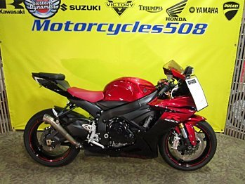 2014 Suzuki GSX-R750 for sale 200475595