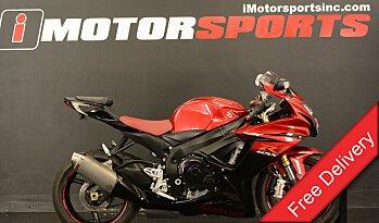 2014 Suzuki GSX-R750 for sale 200487229