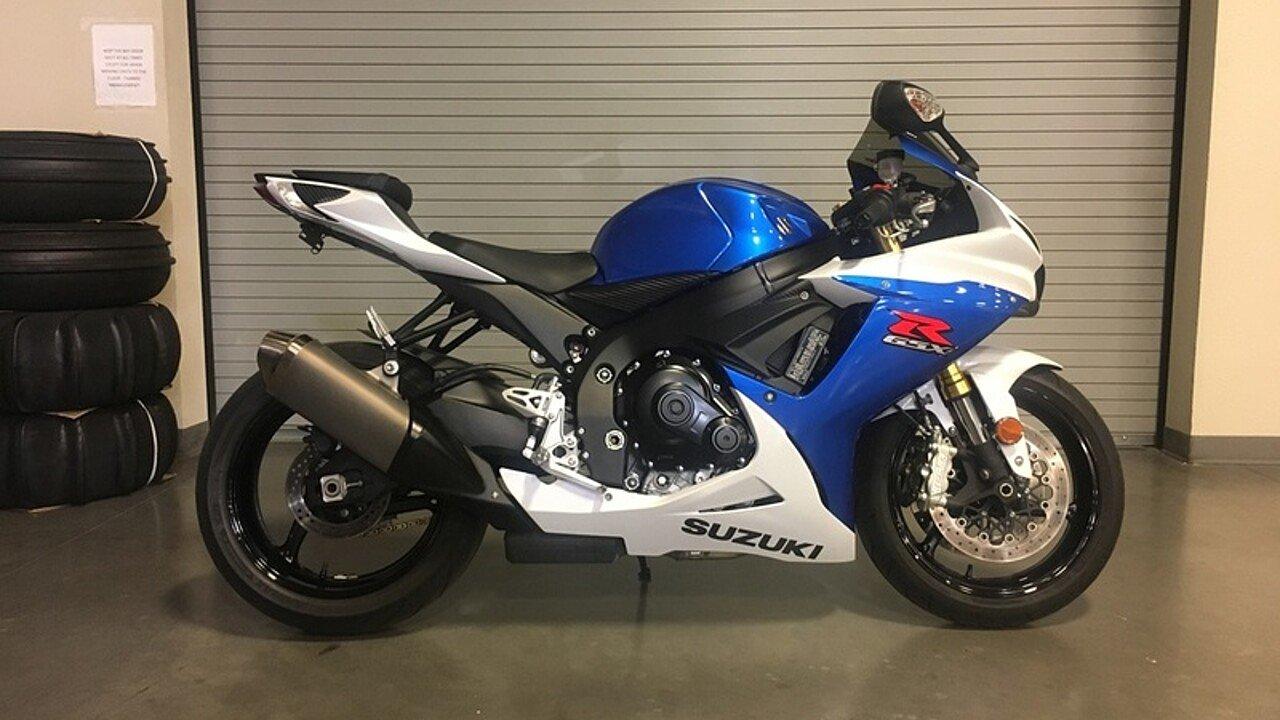 2014 Suzuki GSX-R750 for sale 200568523