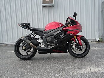2014 Suzuki GSX-R750 for sale 200595197